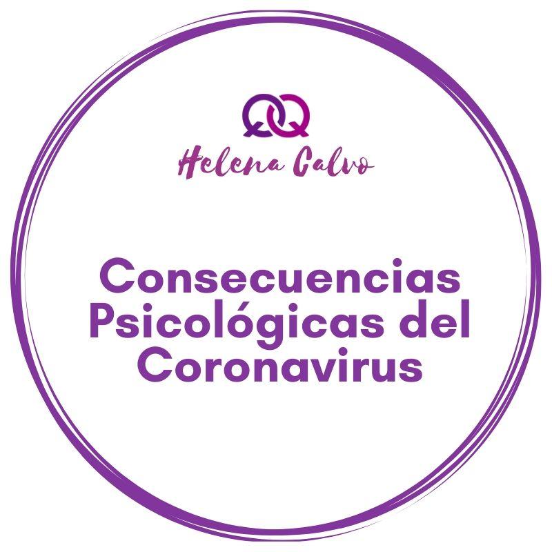 Consecuencias Psicológicas del Coronavirus